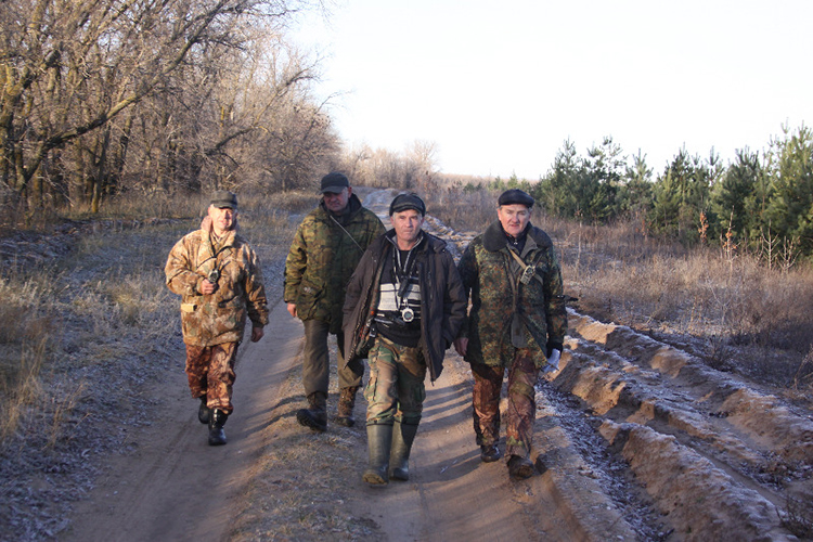 ростовское-на-дону областное общество охотников и рыболовов